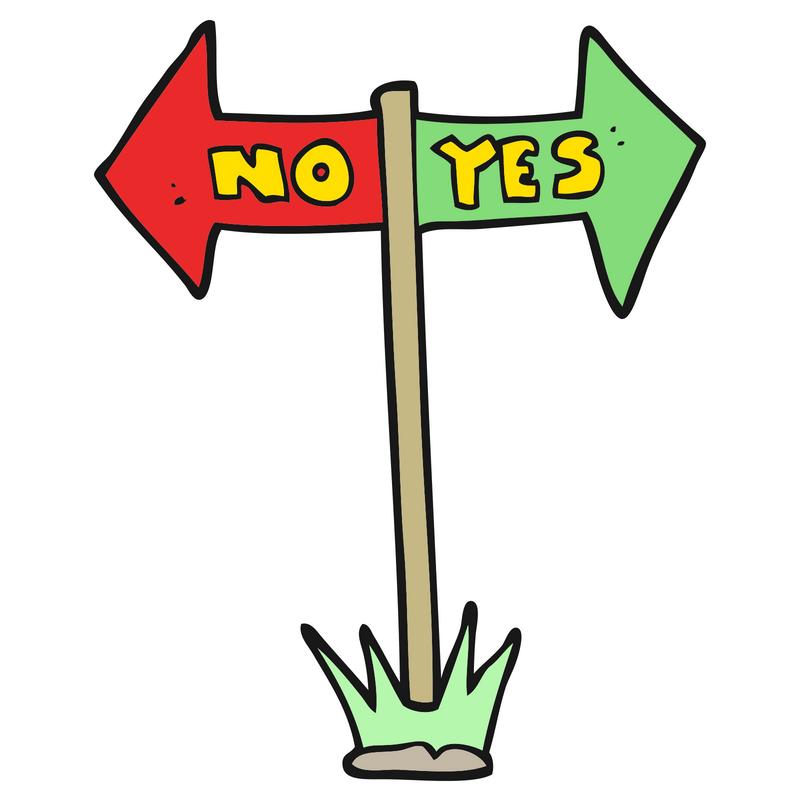 Mówienie nie